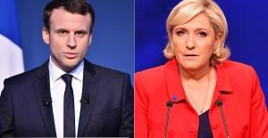 Fransa'da Macron...