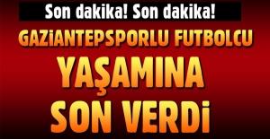 Gaziantepspor'lu Frantisek Rajtoral hayatına son verdi