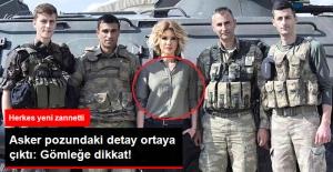 Gülben Ergen#039;in Asker Ziyareti...