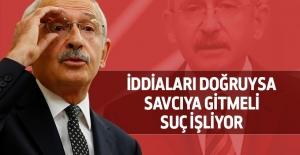 Gündoğdu: Kılıçdaroğlu suç işliyor