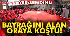 Hakkari, terör örgütü PKK'yı lanetledi