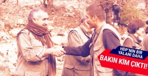 HDP'nin sivil vatandaş demişti Kandil fotoğrafları çıktı!
