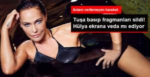 Hülya Avşar'dan Kafa Karıştıran Hareket: Ekrana Veda Mı Edecek