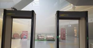 İstanbul'da AVM'de büyük yangın!