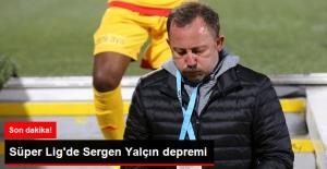 Kayserispor Teknik Direktörü Sergen Yalçın İstifa Etti