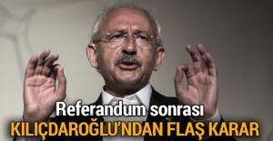 Kılıçdaroğlu MYK'yı acil toplantıya çağırdı