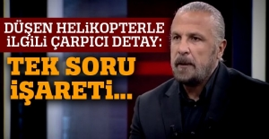 Mete Yarar: Kafamdaki tek soru işareti...