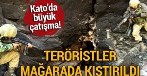 Şırnak'ta çatışma çıktı! Mehmetçik teröristlere göz açtırmıyor