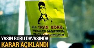 Son Dakika! Yasin Börü davasında 18 kişiye müebbet hapis verildi
