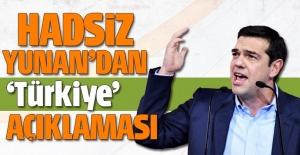 Yunan Dışişleri'nden küstah 'Türkiye' açıklaması