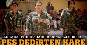 ABD askerleri YPG'lilerin yemin törenine katıldı