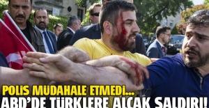 ABD'de Türklere alçak saldırı!