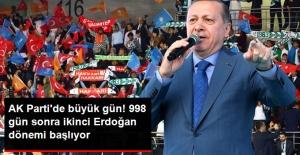 AK Parti'de Büyük Gün! 998 Gün Sonra İkinci Erdoğan Dönemi Başlıyor