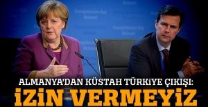 Alman Federal hükümet Sözcüsü Seibert: 'İdam referandumuna izin vermeyiz'