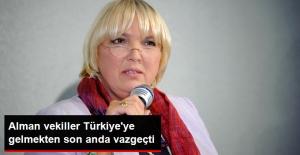 Alman Vekiller Ani Bir Kararla Türkiye Ziyaretini İptal Etti