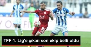 BB Erzurumspor, Gümüşhanespor'u Eleyerek TFF 1. Lig'e Yükseldi