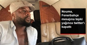 Beşiktaşlı Taraftarlar, Nouma'nın Fenerbahçe'yi Tebrik Etmesine Çok Kızdı