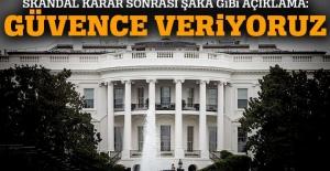 Beyaz Saray'dan PYD açıklaması