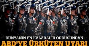 Çin'den ABD ve Güney Kore'ye THAAD'ı durdurma çağrısı