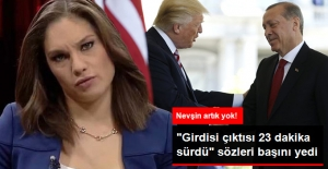 "CNN Türk, ""Girdisi Çıktısı 23 Dakika Sürdü"" Diyen Nevşin Mengü'yü Yayından Çekti"