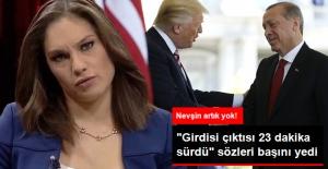 """CNN Türk, """"Girdisi Çıktısı 23 Dakika Sürdü"""" Diyen Nevşin Mengü'yü Yayından Çekti"""