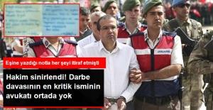 Darbe Davasının En Kritik İsmi Mehmet Partigöç'ün Avukatı Duruşmaya Gelmedi