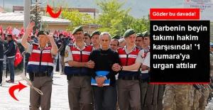 Darbenin Beyin Takımı Hakim Karşısında! Akın Öztürk'e Urgan Attılar