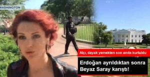 Erdoğan Ayrıldıktan Sonra Beyaz Saray Karıştı