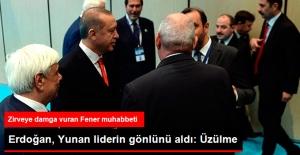 Erdoğan'dan Yunan Mevkidaşına: Euroleague Nedeniyle Değerli Dostum Üzülmesin
