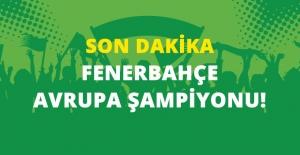 Euroleague'de Fenerbahçe, Finalde Olympiacos'u Yenerek Şampiyon Oldu