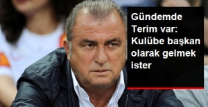 Faruk Süren: Fatih Terim Galatasaray'a Başkan Olarak Gelmek İster