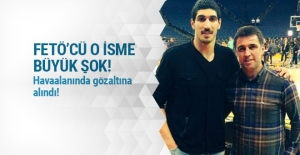 FETÖ'cü Enes Kanter, Romanya'da gözaltına alındı!