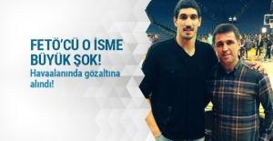 FETÖ'cü Enes Kanter, Romanya'da gözaltına alındı!