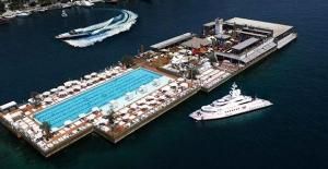 Galatasaray Adası İmara Aykırı Yapılaşma Nedeniyle Yıkılıyor