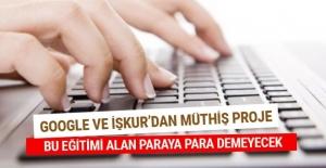 Google ile işbirliği yapan İŞKUR'dan müthiş proje