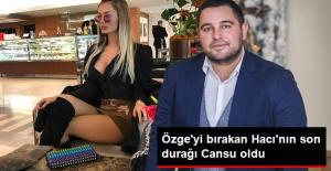 Hacı Sabancı, Cansu Taşkın'ı Instagram'dan Takip Ederek Yeniden Markajına Aldı