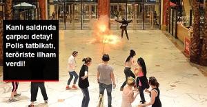 İngiliz Polisinin Terör Tatbikatı, DEAŞ'lı Teröriste Yol Gösterdi