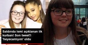 İngiltere Saldırısında İsmi Açıklanan İlk Kurban: Grande Hayranı 16 Yaşındaki Georgina