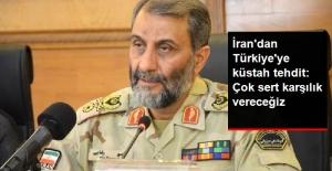 İran'dan Türkiye'ye Küstah Tehdit: PJAK Saldırısından Türkiye Sorumlu, Sert Karşılık Vereceğiz