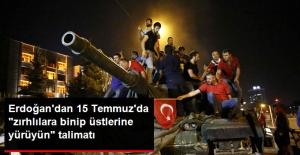 İstanbul Emniyet Müdürü, Erdoğan'ın 15 Temmuz'da Verdiği Talimatı Açıkladı: Zırhlılarla Üzerlerine Yürüyün