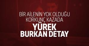 İzmir'deki kazada yürek burkan detay