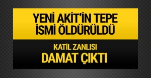 Kadir Demirel'i damadı öldürdü! Yeni Akit'te şok olay!