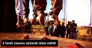 Kassam Tugayları Komutanı Fukaha'yı Öldüren 3 İsrail Ajanı İdam Edildi