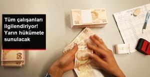 Kıdem Tazminatı Düzenlemesi Yarın Hükümete Sunuluyor