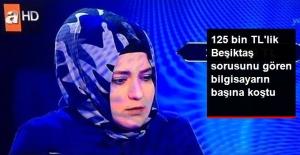 Kim Milyoner Olmak İster Yarışmasındaki Beşiktaş Sorusu Merak Uyandırdı