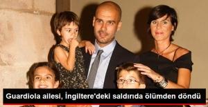 Manchester City Teknik Direktörü Guardiola, Terör Saldırısından Kıl Payı Kurtuldu