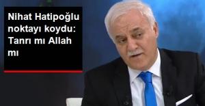 Nihat Hatipoğlu Cevapladı: Allah Yerine Tanrı Demek Günah mı