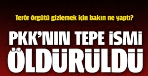 PKK ağır darbe! 'Çiya Rus' öldürüldü