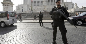 Roma'da patlama oldu