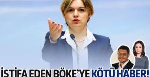 Selin Sayek Böke'ye kötü haber